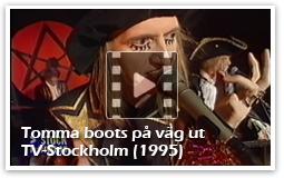 iodine Jupiter - Tomma Boots På Väg Ut, TV-Stockholm (1995)