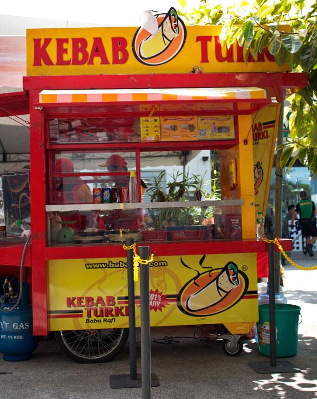 kebab tursk