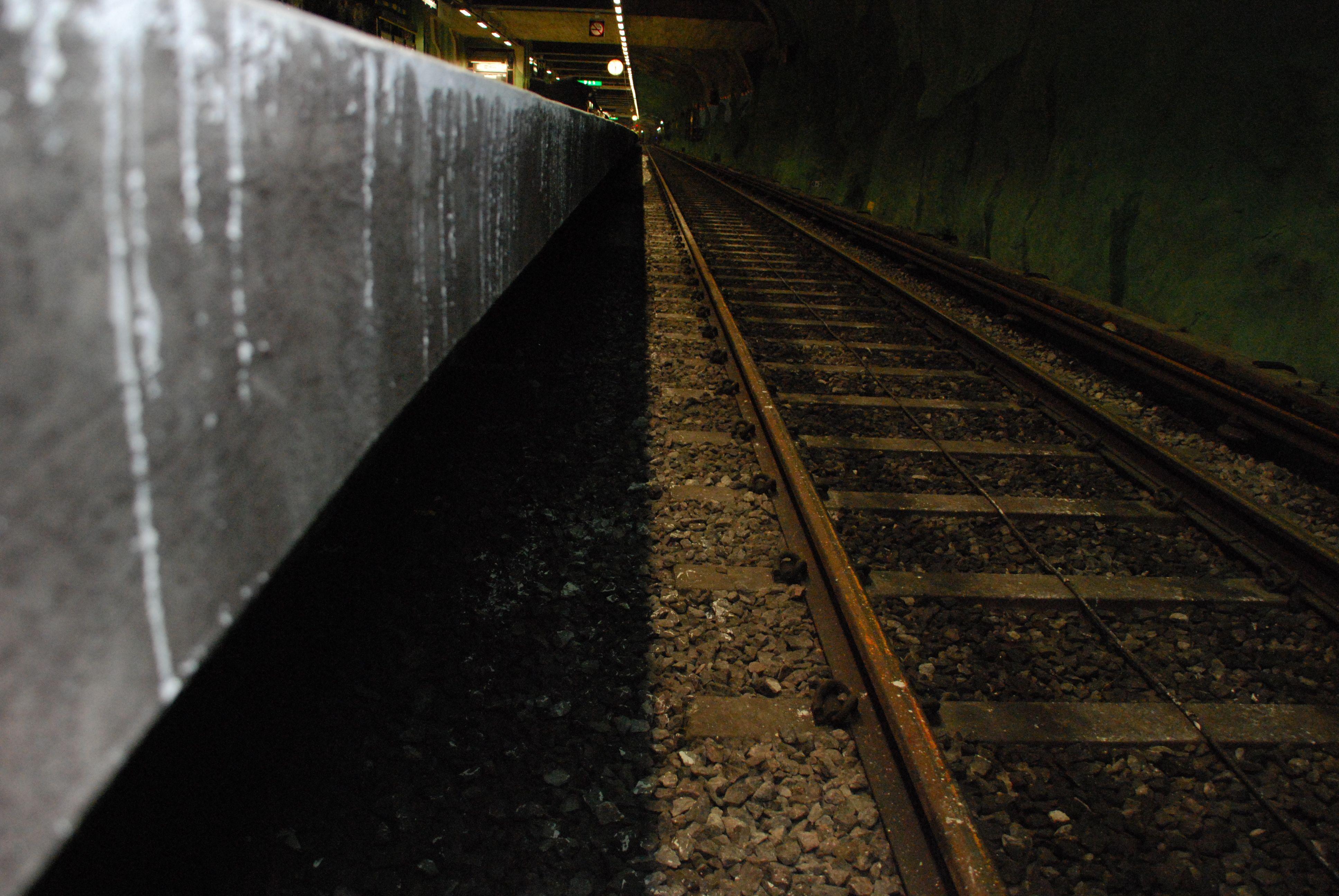 tunnelbaneräls