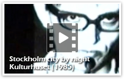 MULTIMEDIA – Stockholm city by night